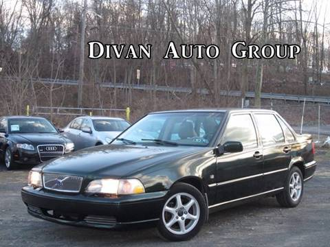 2000 Volvo S70 for sale at Divan Auto Group in Feasterville PA