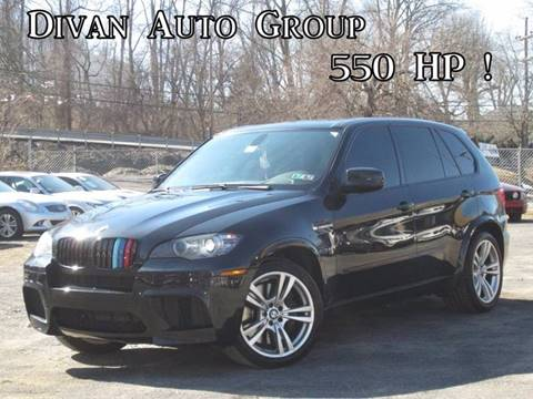 2010 BMW X5 M for sale at Divan Auto Group in Feasterville PA