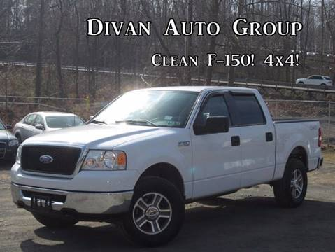 2008 Ford F-150 for sale in Feasterville, PA