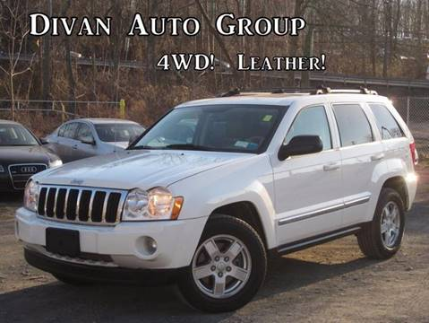 2007 Jeep Grand Cherokee for sale at Divan Auto Group in Feasterville PA