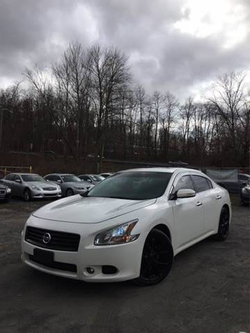 2012 Nissan Maxima for sale at Divan Auto Group in Feasterville PA
