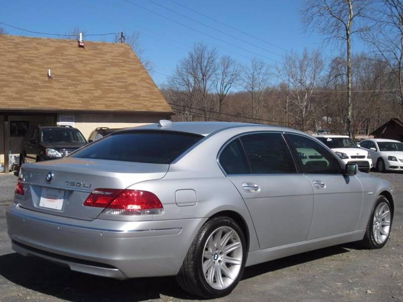 2006 Bmw 7 Series 750Li 4dr Sedan In Feasterville PA - Divan Auto Group
