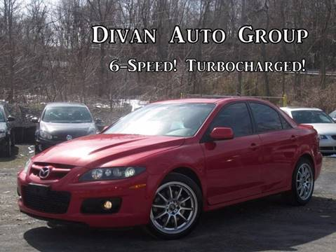 2006 Mazda MAZDASPEED6 for sale in Feasterville, PA