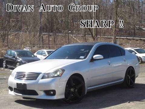 2006 Infiniti M45 for sale in Feasterville, PA