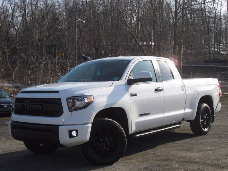 2016 Toyota Tundra for sale at Divan Auto Group in Feasterville PA