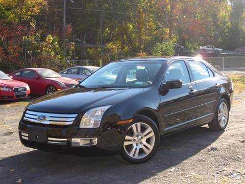 2009 Ford Fusion for sale at Divan Auto Group in Feasterville PA