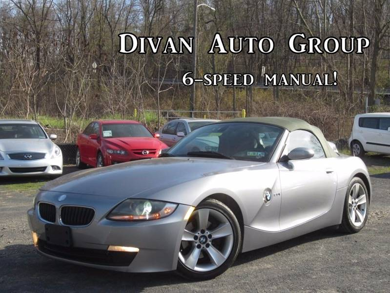 2006 bmw z4 3 0i 2dr convertible in feasterville pa divan auto group rh divanautogroup com 2006 bmw z4 3.0 si owners manual BMW Z4 Repair Manual Online