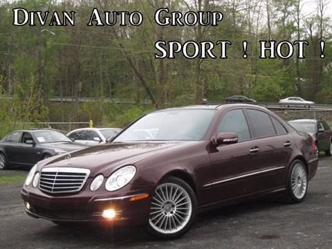 2007 Mercedes-Benz E-Class for sale in Feasterville, PA