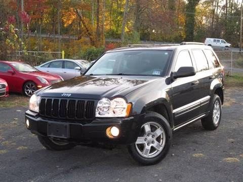 2005 Jeep Grand Cherokee for sale at Divan Auto Group in Feasterville PA