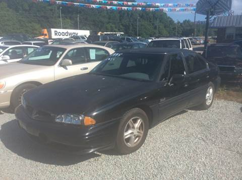 1998 Pontiac Bonneville for sale in Jackson, TN