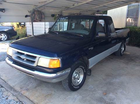 1995 Ford Ranger for sale in Jackson, TN