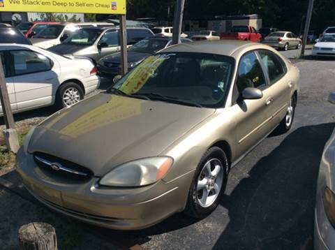 2000 Ford Taurus for sale in Jackson, TN