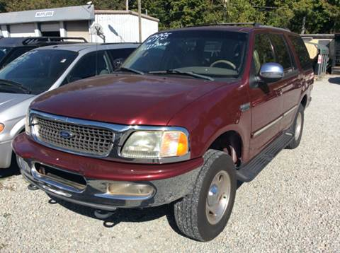 1998 Ford Expedition for sale in Jackson, TN