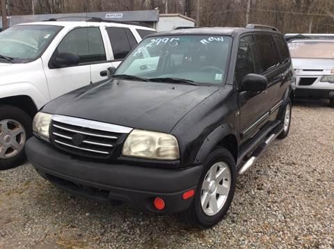 2001 Suzuki XL7 for sale in Jackson, TN