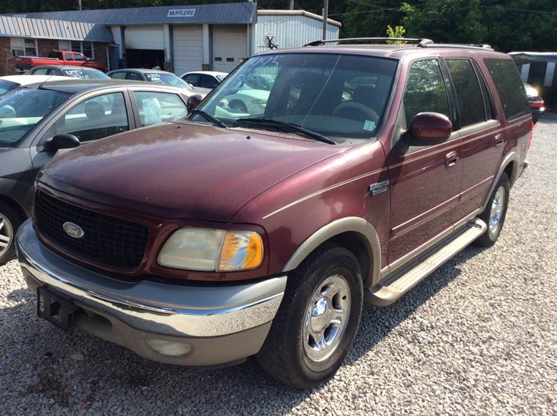 2001 Ford Expedition Eddie Bauer 2wd 4dr Suv In Jackson Tn
