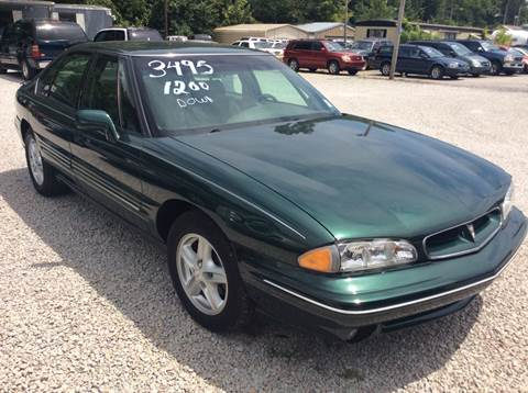 1997 Pontiac Bonneville for sale in Jackson, TN