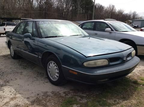 1997 Oldsmobile Eighty-Eight for sale in Jackson, TN