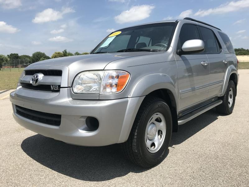 2007 Toyota Sequoia for sale at Destin Motors in Plano TX
