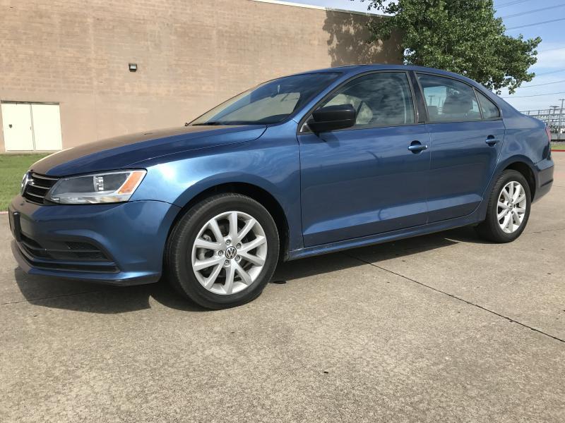 2015 Volkswagen Jetta for sale at Destin Motors in Plano TX