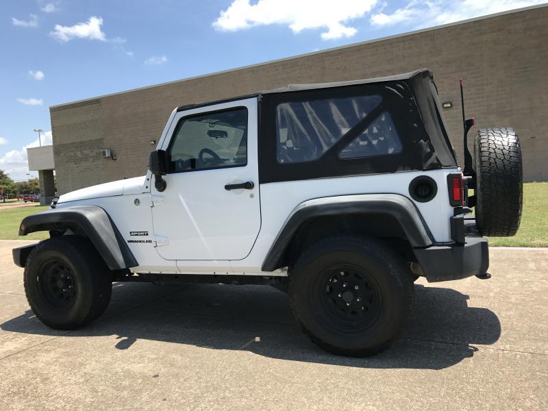 2012 Jeep Wrangler for sale at Destin Motors in Plano TX
