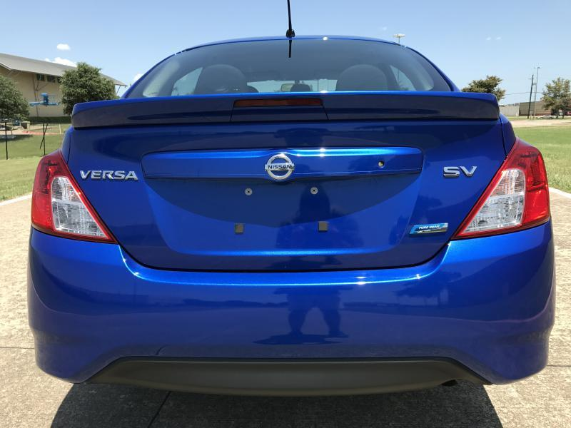 2015 Nissan Versa for sale at Destin Motors in Plano TX