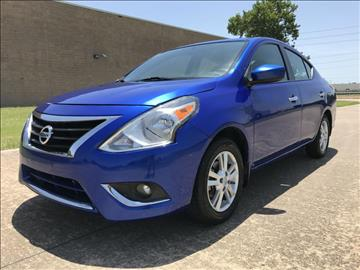 2015 Nissan Versa for sale at Destin Motors in Plano TX