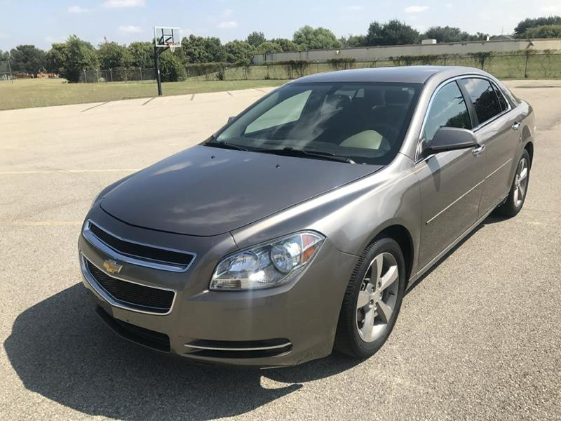 2012 Chevrolet Malibu for sale at Destin Motors in Plano TX