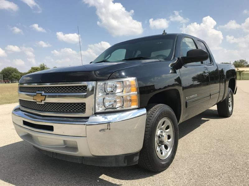 2013 Chevrolet Silverado 1500 for sale at Destin Motors in Plano TX