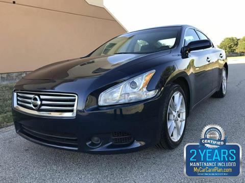 2013 Nissan Maxima for sale at Destin Motors in Plano TX