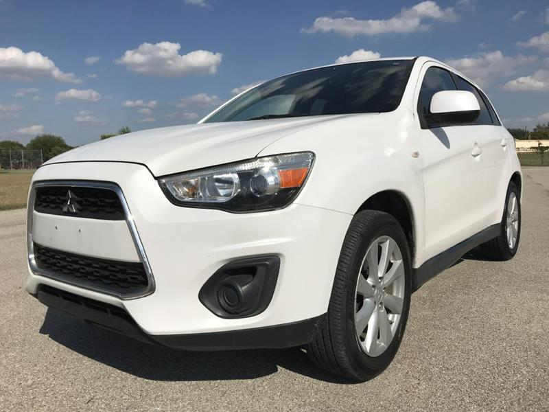 2014 Mitsubishi Outlander Sport for sale at Destin Motors in Plano TX