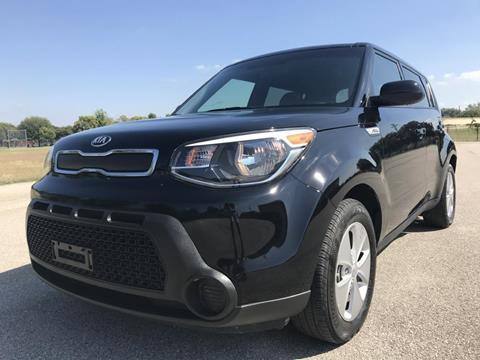 2016 Kia Soul for sale in Plano, TX