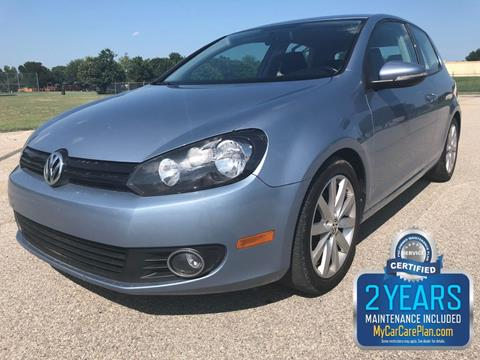 2011 Volkswagen Golf for sale in Plano, TX