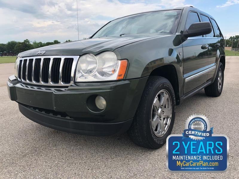 2007 Jeep Grand Cherokee For Sale At Destin Motors In Plano TX