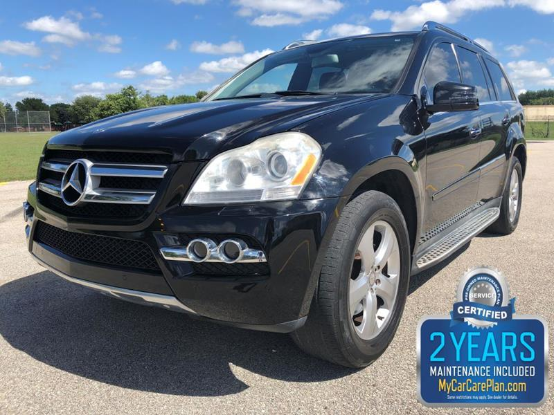 2011 Mercedes Benz GL Class For Sale At Destin Motors In Plano TX