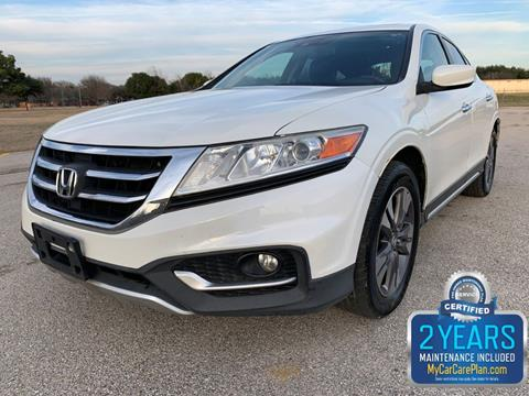 2013 Honda Crosstour for sale in Plano, TX