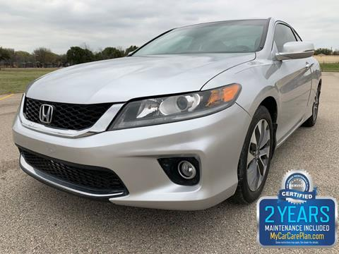 2013 Honda Accord for sale in Plano, TX