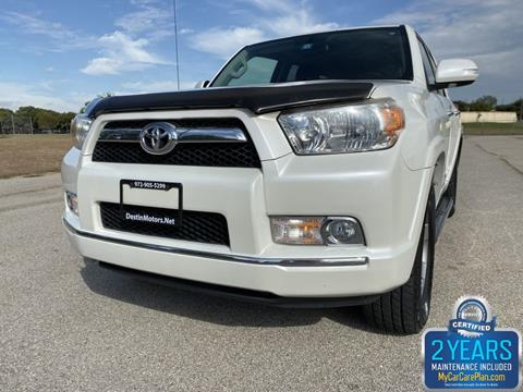 2011 Toyota 4Runner for sale in Plano, TX