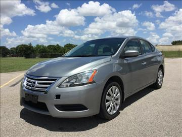 2013 Nissan Sentra for sale at Destin Motors in Plano TX