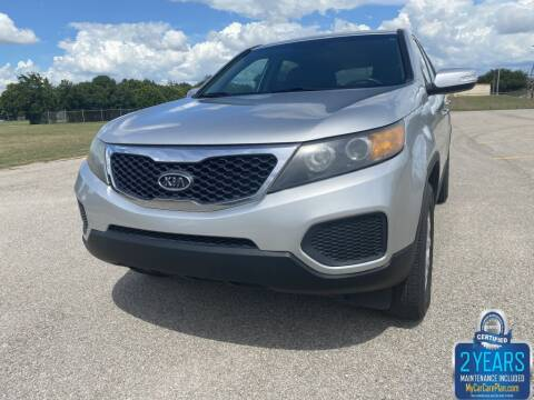 2012 Kia Sorento for sale at Destin Motors in Plano TX