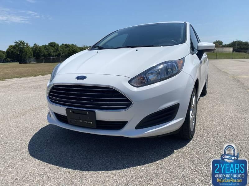 2017 Ford Fiesta for sale at Destin Motors in Plano TX
