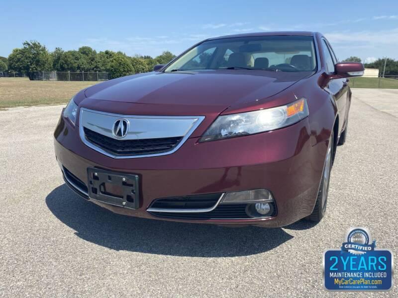 2013 Acura TL for sale at Destin Motors in Plano TX