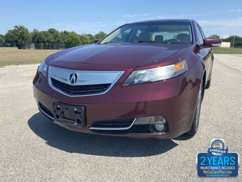 2013 Acura TL for sale at Destin Motors in Plano TX