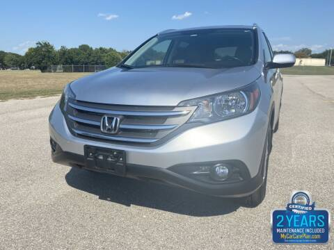2012 Honda CR-V for sale at Destin Motors in Plano TX