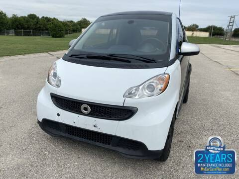 2015 Smart fortwo for sale at Destin Motors in Plano TX