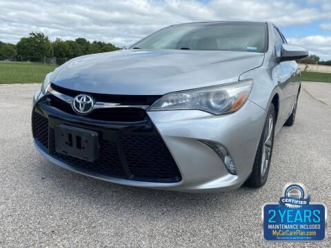 2015 Toyota Camry for sale at Destin Motors in Plano TX
