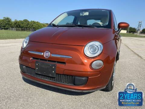 2012 FIAT 500 for sale at Destin Motors in Plano TX