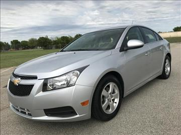 2013 Chevrolet Cruze for sale at Destin Motors in Plano TX