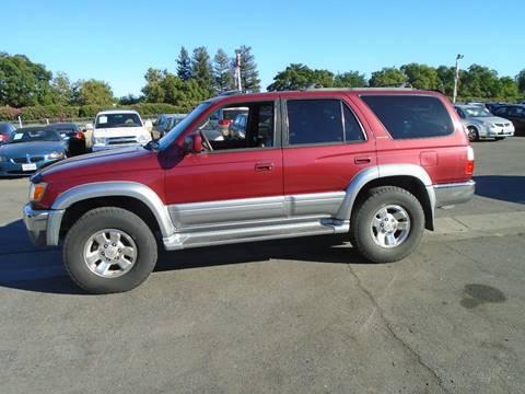 1998 Toyota 4Runner for sale in Davis, CA