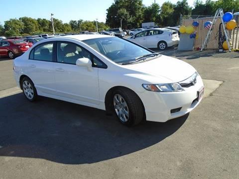2010 Honda Civic for sale in Davis, CA