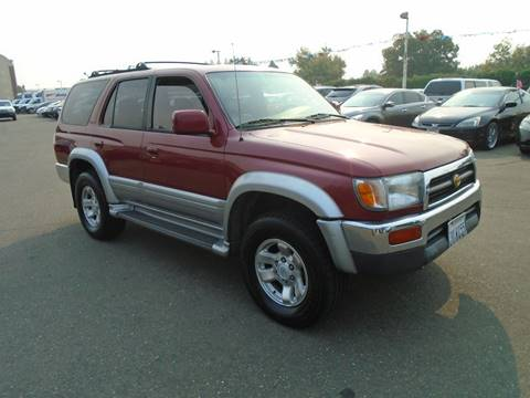 1997 Toyota 4Runner for sale in Davis, CA